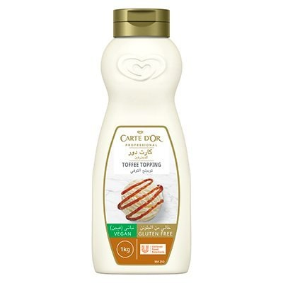 Carte D'or Toffee Topping (6x1Kg) -