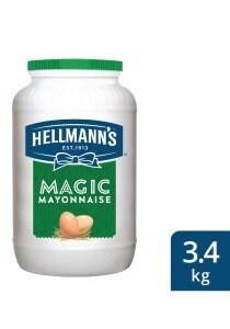 Hellmann's Magic Mayonnaise (4x3.4Kg) -