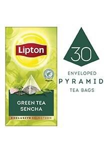 ليبتون شاي أخضر سينشا ٦×٣٠×١.٨جم -