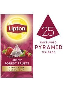 Lipton Exclusive Selection Juicy Forest Fruits Tea (6X25X1.7G) -