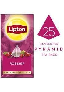 Lipton Exclusive Selection Rosehip Tea (6X25X0.9G) -