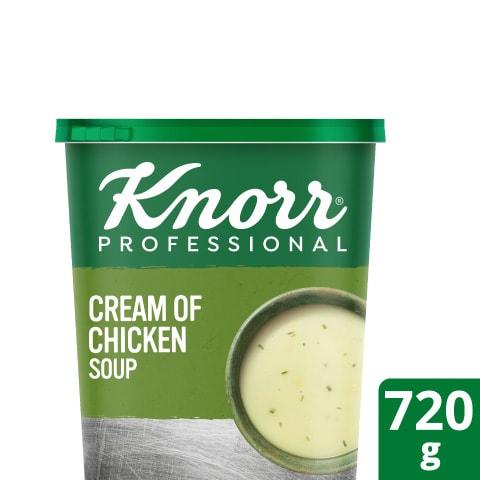 Knorr Cream of Chicken Soup Powder (6x720g) -