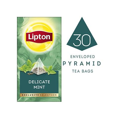 ليبتون شاي النعناع ١٦×٣٠×١.١جم -