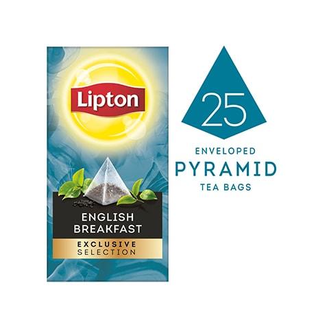 ليبتون شاي الإفطار الإنجليزي ٦×٢٥×٢.٤جم -