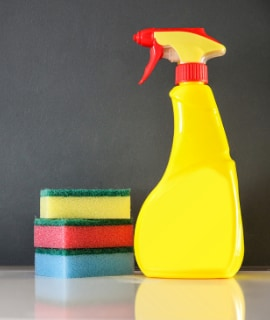 Which cleaning practice is recommended?